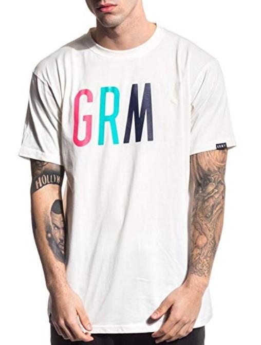 🥇 Camisetas GRIMEY Chico   Chica Camisetas Grimey Baratas Hombre Mujer 1a38d8d7414