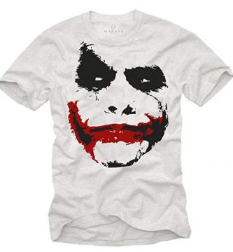 camiseta joker batman